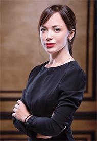 Lidiya Sangarovskaya